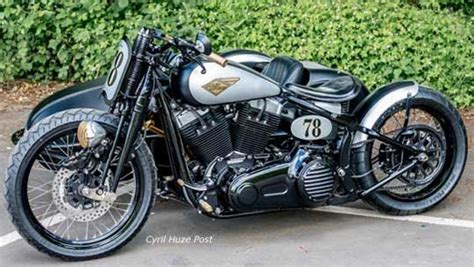 357 Best Images About Softail Bobbers On Pinterest