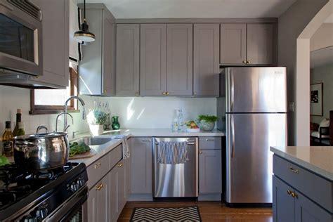 light gray wooden kitchen cabinet designs  double sinks