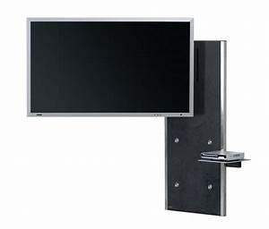 Design Wandhalterung Tv : in den raum frei drehbare wandhalterung f r led und plasmafernseher bis 60 zoll mit einer sehr ~ Sanjose-hotels-ca.com Haus und Dekorationen