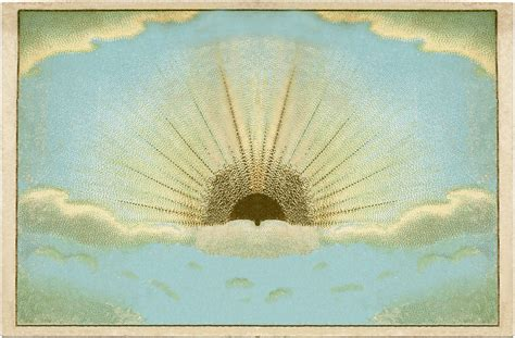 Free Sunrise Clip Art Image The Graphics Fairy