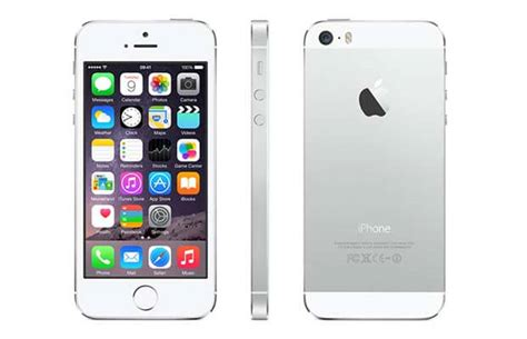 iphone 5 silver apple iphone 5 silver cdma 16gb