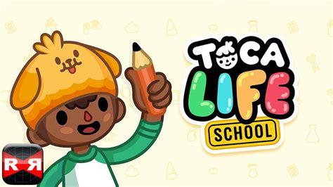 toca life school  toca boca ios gameplay