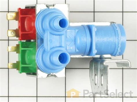 whirlpool wp icemaker  water dispenser dual