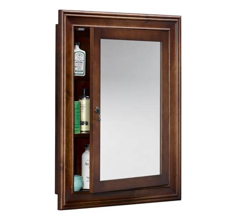 Surface Mount Medicine Cabinet Mirror All Home