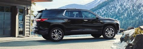 chevrolet traverse high country colors chevrolet