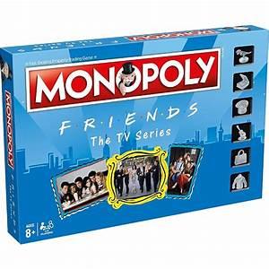 Monopoly Friends Edition