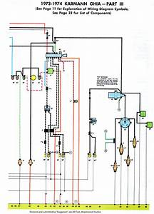 1974 Karmann Ghia Wiring Diagram  1974  Free Engine Image For User Manual Download