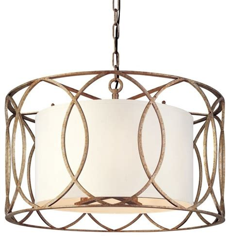 Transitional Chandeliers For Foyer by Troy Lighting Sausalito Foyer Light 5 Light