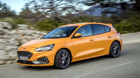 2020 ford focus rs st 2020 ford focus st drive review sadly it s better