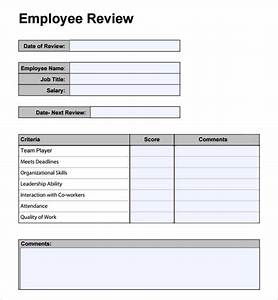 best photos of employee performance review template With one on one performance review template