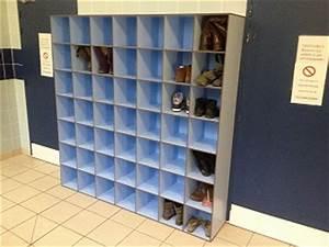 Casier A Chaussure : meuble casier chaussures id es de d coration int rieure ~ Nature-et-papiers.com Idées de Décoration