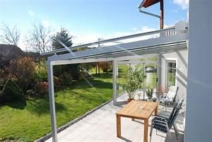 Terrassenüberdachung Alu Mit Beschattung : sommergarten alu glas mit beschattung farbe grau ~ Whattoseeinmadrid.com Haus und Dekorationen