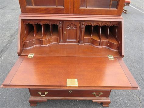 stickley bookcase for sale stickley secretary desk with bookcase top for sale at 1stdibs