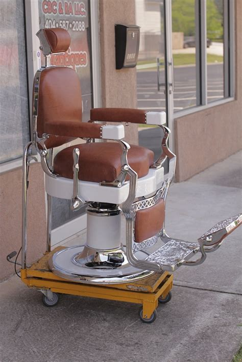 koken barber chairs st louis koken barber chairs custom barber chairs and restorations