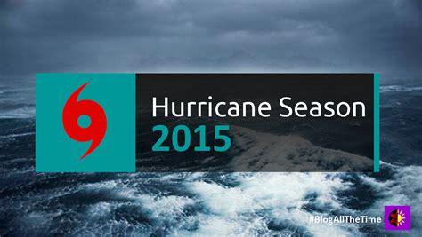 Hurricane Season 2015 Names