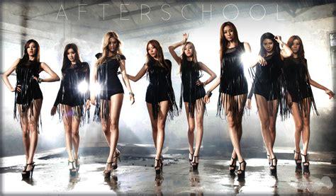After School's Teaser Group Shot For