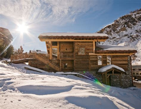 ski chalets in val d isere april skiing in val d isere luxury chalets in val d isere ultimate luxury chalets