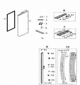 Samsung Rf260beaesr Diagram