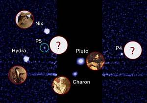 Scientists organize contest to name Pluto moons - NY Daily ...