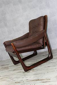 Sessel 60er Design : 2 2 danish mid century modern design easy chair leder ~ A.2002-acura-tl-radio.info Haus und Dekorationen