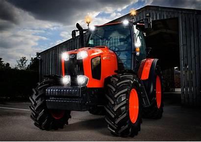 Kubota Tractor Vision Edition Kit Background Mgx