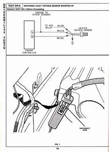 Need O2 Sensor Wiring Schematic For 89 Shelby Csx