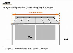 Fabriquer Une Pergola En Alu : pergola adoss e en aluminium sur mesure stores ~ Edinachiropracticcenter.com Idées de Décoration