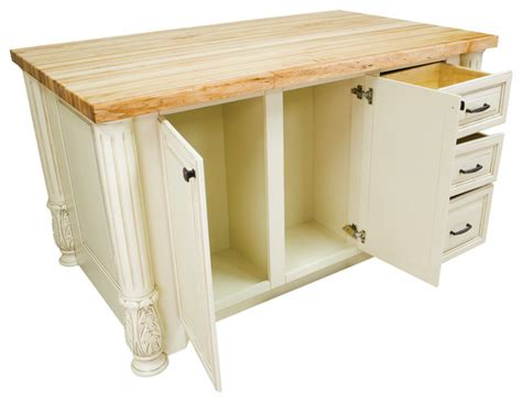 kitchen island without top hardware resources isl05 kitchen island without top