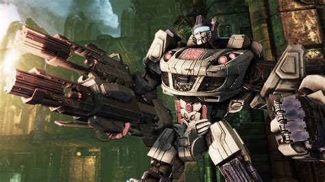 Transformers Fall Of Cybertron  Behind The Crosshairs