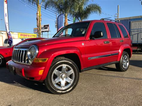 The jeep liberty (kk), or jeep cherokee (kk) outside north america, is a compact suv that was produced by jeep. Used 2006 Jeep Liberty Limited at City Cars Warehouse INC