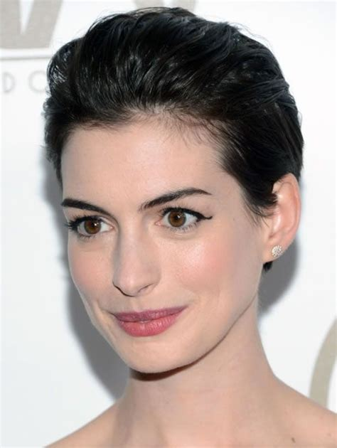 how to create style slicked back hairstyle for short