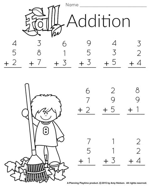 printable math addition games for first grade 1st grade math and literacy worksheets with a freebie