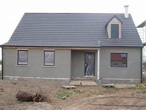 faade grise maison couleurs facades gris maison recherche With amazing couleur facade maison contemporaine 3 notre maison phenix
