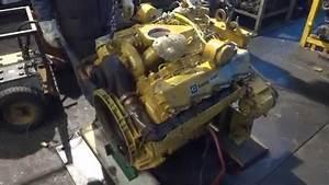 Caterpillar 3208 Turbo Engine