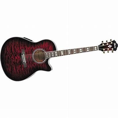 Guitar Ibanez Electric Acoustic Cutaway Wallpapers Sunburst