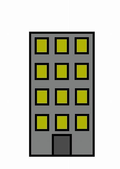 Building Clipart Office Straw Cliparts Clip Clipartpanda