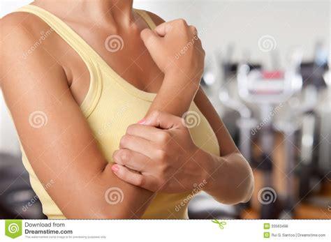 Arm Pain Royalty Free Stock Photos Image
