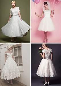 50s wedding dress With 50 wedding dress