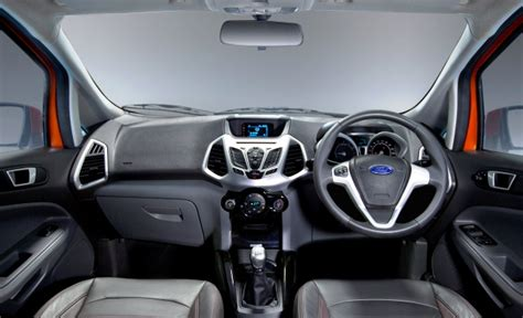 ford ecosport ambiente  ti vct amazing photo gallery