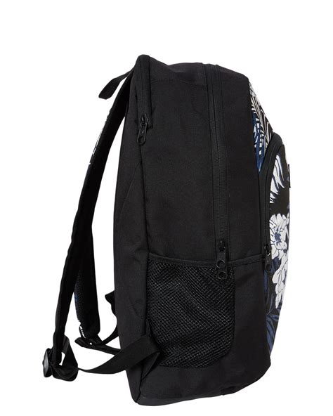 rip curl ozone  multi backpack black surfstitch