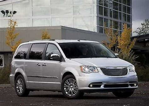 20182019 Chrysler Town And Country — The New 20182019