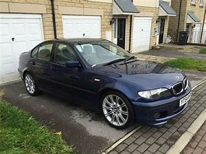 Bmw 325i Sport Saloon  Auto  E46  2004  54  2 Keepers  97k