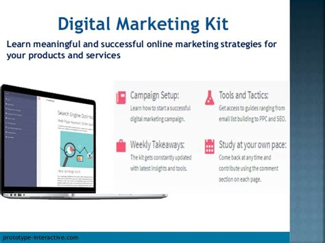 web marketing firm prototype is a service digital advertising agency