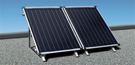 Solaranlage Roehren Oder Flachkollektor by 220 Berblick 252 Ber Verschiedene Solarkollektoren