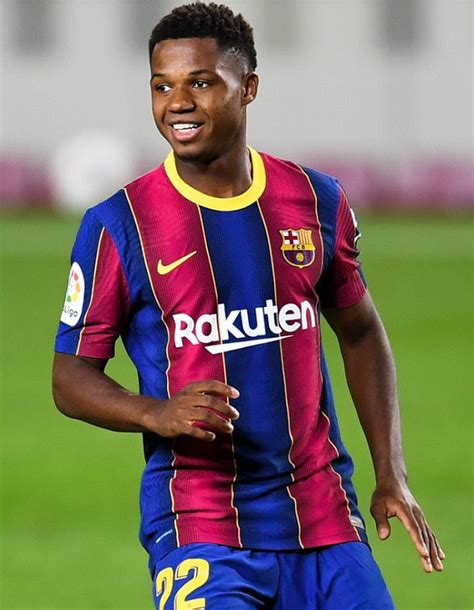 Barcelona say Ansu Fati knee injury recovery on track ...