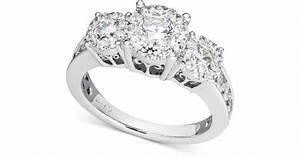 macy39s diamond engagement ring and wedding band bridal set With macy s wedding rings sets