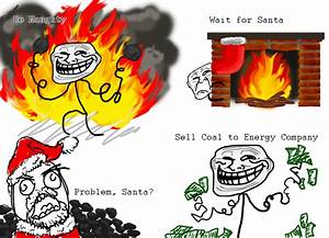 Troll Face comic Christmas special: Bad person by ...