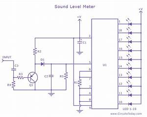 Audio Sound Level Meter