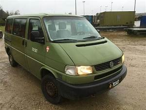 Transporter 4x4 : vw transporter 4x4 syncro equipment used by the army for sale retrade offers used machines ~ Gottalentnigeria.com Avis de Voitures