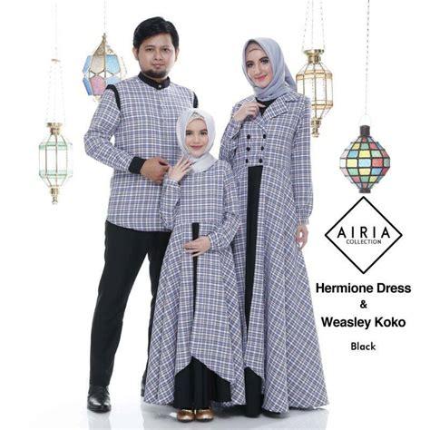 Jual Baju Wanita Dewasa Online Baju Couple Keluarga Untuk Lebaran Hermione Dress Dan